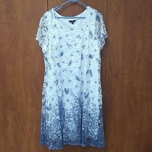 Lane Bryant dress size 22/24 NWT